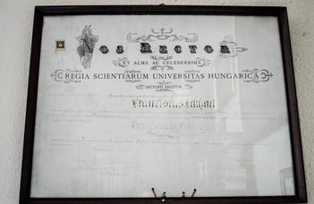 Zsadányi Edit Erdődy Edit-díjas