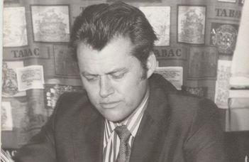 Elhunyt Kovács Sándor Iván