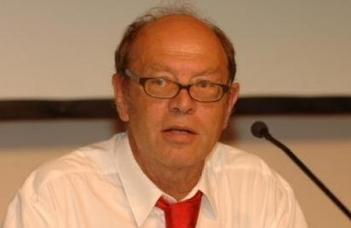 Wolfgang Müller-Funk előadása az ELTE-n