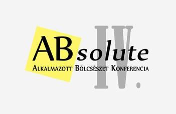 IV. ABsolute – Alkalmazott Bölcsészet Konferencia