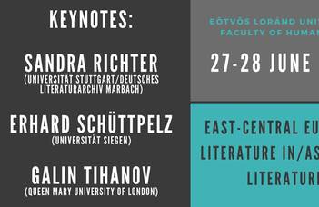 East-Central European Literature in/as World Literature