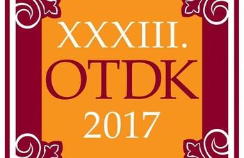 Intézetünk hallgatói kiemelkedően szerepeltek az OTDK-n